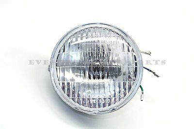 Headlight w/Replaceable Bulb 77-83 NC50 NA50 PA50 Express Moped 6v See Notes i30