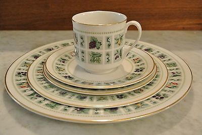 Royal Doulton England China TAPESTRY 5 Dinnerware Set