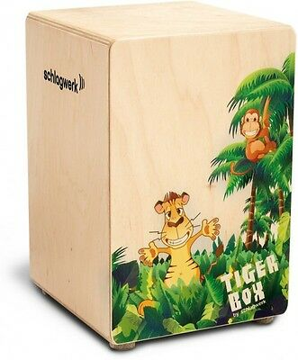 Schlagwerk CP400 Tiger Box Kids Cajon Drum
