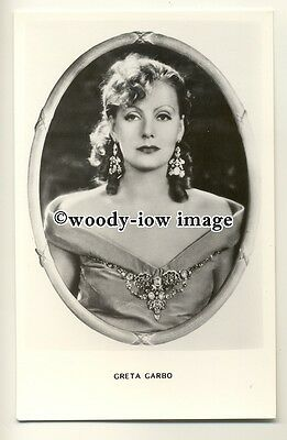 b2748 - Film Actress - Greta Garbo - postcard