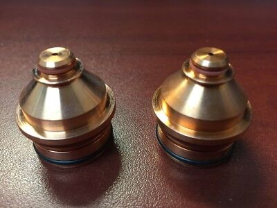 220182 130 Amp Nozzle For HPR130 Plasma Torch by Weldmark - Qty 2