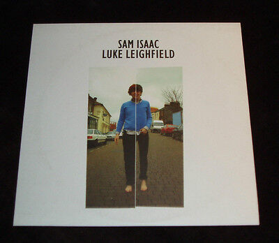 """Sam Isaac and Luke Leighfield  - Sticker star and tape  UK NUMBERED 10"""""""