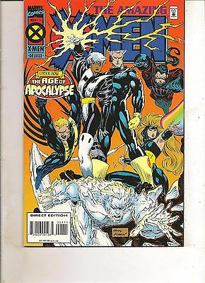 AGE OF APOCALYPSE: AMAZING X-MEN #1 of 4 (1995) ANDY KUBERT MARVEL COMICS V/F+