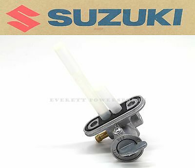New Genuine Suzuki Fuel Gas Valve Petcock 85-92 LT250 R Quad Racer OEM Tap #F93