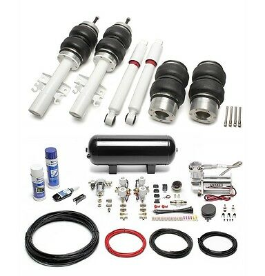 TA TECHNIX Air-Ride Air suspension incl. compressor-Kit - Transporter Bus T5