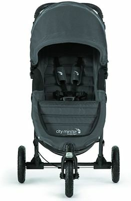 Baby Jogger City Mini GT Compact All Terrain Stroller Titanium NEW 2016