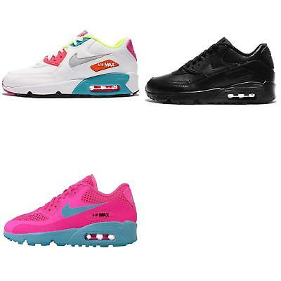 Nike Air Max 90 GS 2016 OG Retro Womens / Youth Boys / Girls Running Shoes