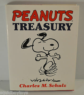 PEANUTS TREASURY Charles M. Schulz Comic Strip BOOK 2005
