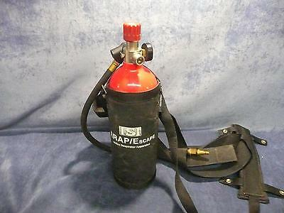 EMPTY ISI Arap/Escape airline respirator apparatus tank need to be charged
