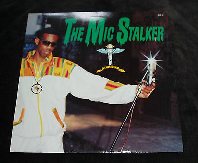 Doctor Ice - The Mic Stalker    VINYL LP