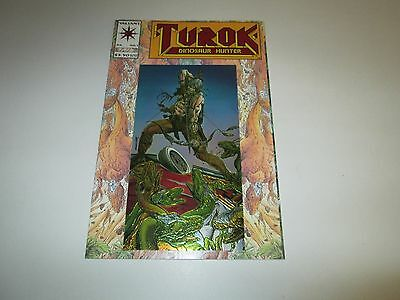 Valiant Jul No. 1 TUROK DINOSAUR HUNTER Comic Book 1993
