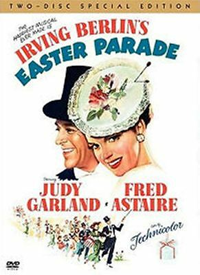 Easter Parade (2-Disc Special Edition DVD Set) Judy Garland, Fred Astaire *READ*