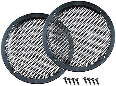 """PAIR 10"""" Medium Duty High Excursion Subwoofer Speaker Classic Grill Grills Cover"""