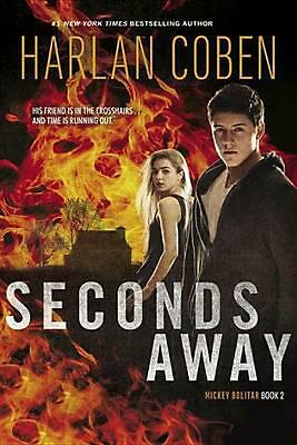 Seconds Away by Harlan Coben Paperback Book (English)