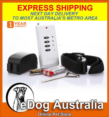 Petrainer Electric Dog Control Pet Dog Remote Training Collar Anti Bark
