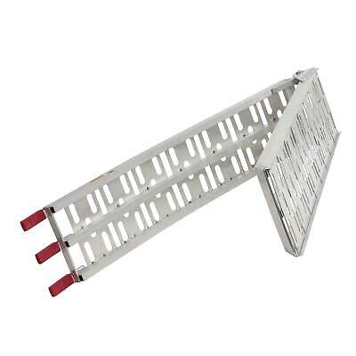 1 x Folding Warrior Aluminium Motorbike / Motorcycle / MX / Bike Loading Ramp