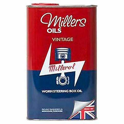 Millers Oils Vintage / Classic Car Worm Drive Steering Box Lubricant - 1 Litre