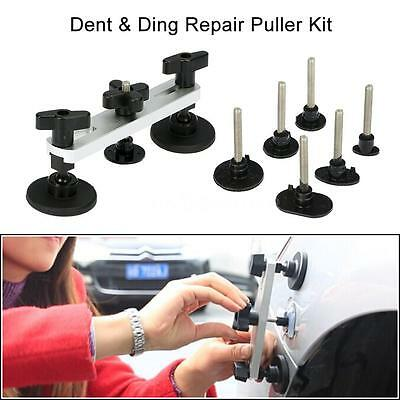 Car Auto Body Dent & Ding Bridge Type Hail Removal Repair Tool Puller Kit H9N1
