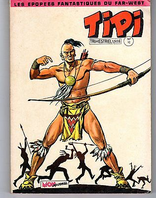 Tipi 12  Mon Journal 1970 Rare Tbe (Pecos Bill)