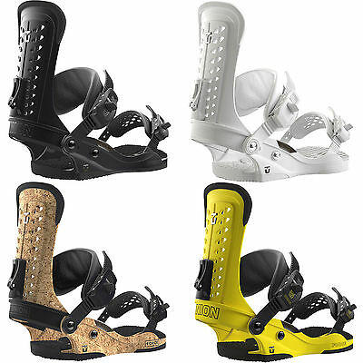 Union Force Men's Snowboard Binding Snowboard Bindings All Mountain 2017 NEW