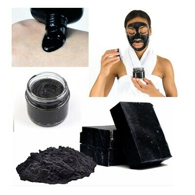 70gm ACTIVATED CHARCOAL Add to Soap, Skin Care Base, Masks, Cosmetics, Aust' Co.