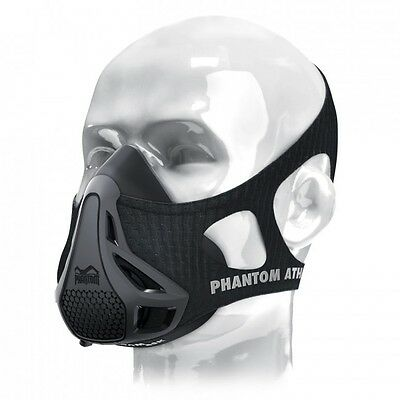 Phantom Athletics Trainingsmaske, Mask. Konditionstraining. Fitness, MMA, Sport