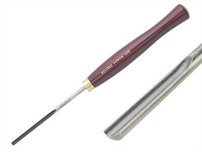 Record Power CH200 Short Handle Spindle Gouge 1/4in