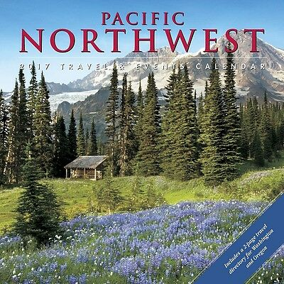 Pacific Northwest Events Wall Calendar