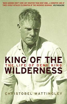 NEW King of the Wilderness By Christobel Mattingley Paperback Free Shipping