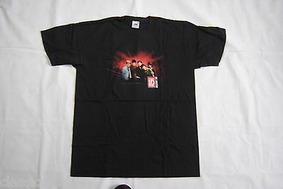 One Direction Group Photo T Shirt New Official Harry Styles Niall Horan Four