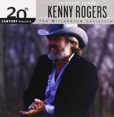 Millennium Collection: 20th Century Masters - Rogers,Kenny CD-JEWEL CASE Free Sh