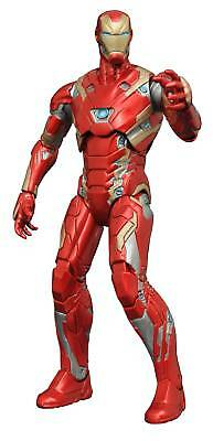 "Marvel Select Actionfigur: Iron Man MK45 (Filmversion zu ""Captain America Civil"