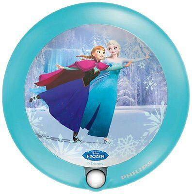 Philips Disney Frozen Children's Sensor Night Light - 1 x 0.06 W Integrated LED