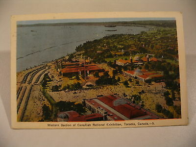 1938 Canadian National Exhibition Toronto Canada PE Co Postcard cdii
