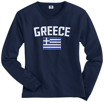 Kids XS-4XL Fly Athens ATH Airport T-Shirt Men Olympic Air Aegean Greece