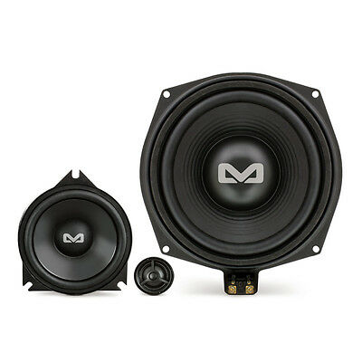 Ampire Bmw-S3 3-Way Component Speaker Subwoofer Bmw E70 F15 E71 F16 X5 X6