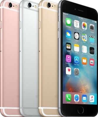 "Apple iPhone 6s- 16GB 64GB 128GB GSM ""Factory Unlocked"" Smartphone AND AT&T *"