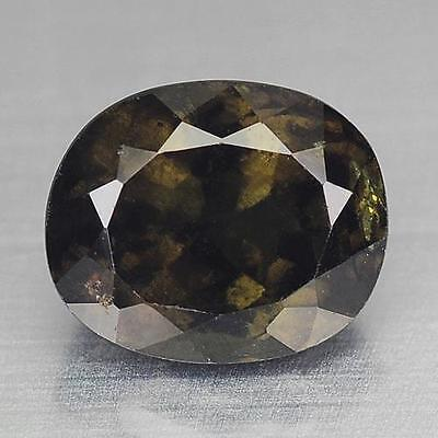 2.38 cts ! AWESOME ! 100% Natural Nice Color Change Unheated  garnet