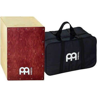 Meinl Cafe Cajon with Free Bag
