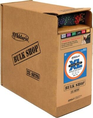 EXL110 Guitar Strings Bulk -Pack Light 25 Sets