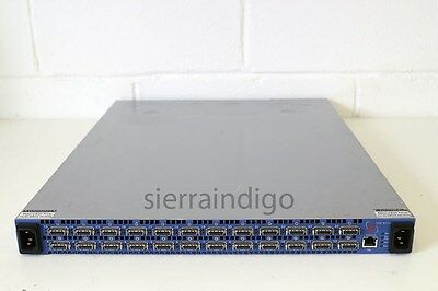 Voltaire ISR 9024D-M 24 4X DDR Port 960Gbps Grid Switch