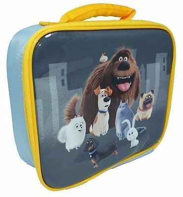 The Secret Life Of Pets Lunch Bag New Gift School