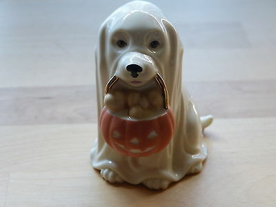 Lenox Ghostly Pup Puppy Figurine