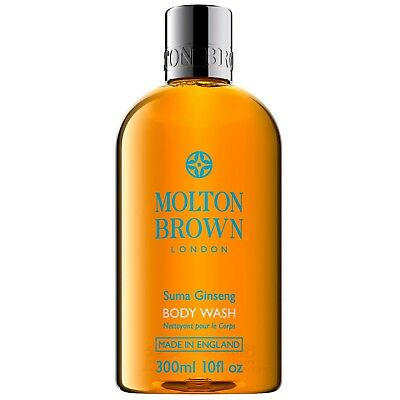 Molton Brown Suma Ginseng Body Wash 300ml for her BRAND NEW