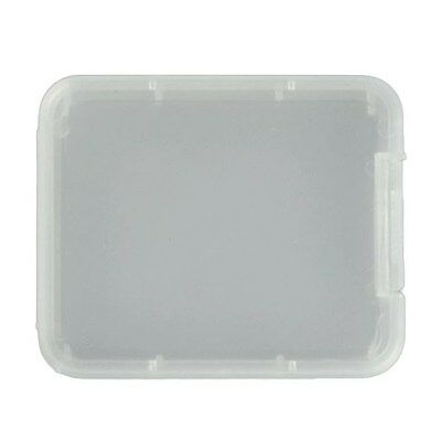 Lot of 10 New Protective Plastic Case For CF Card Compact Flash