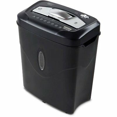 Casemate 6-Sheet Micro-Cut Shredder