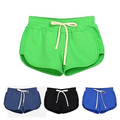 Fashion Women Sexy Summer Casual Beach Shorts Hot Pants High Waist Short UY