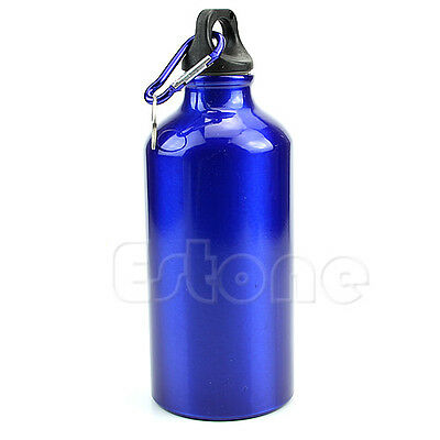 Outdoor 500ml Sport Water Bottle Camping Bicycle Aluminum Vacuum Preservation