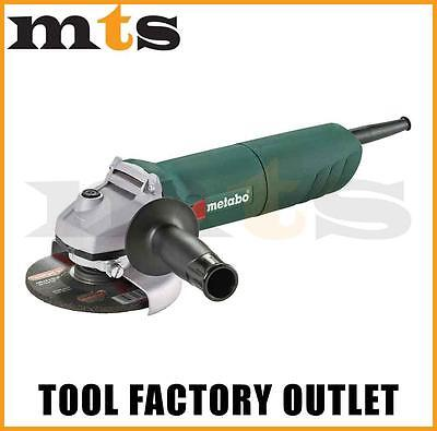 Metabo W 1100-125 Angle Grinder 125Mm 1100 Watt - 601237190