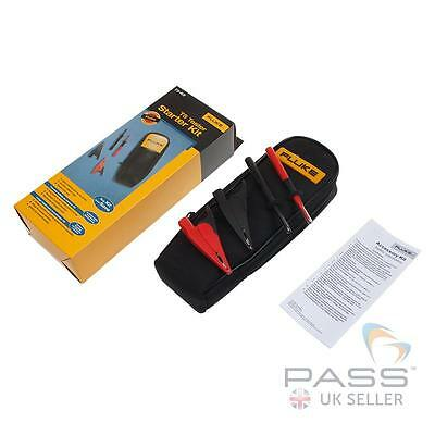 *NEW* Genuine Fluke T5-Kit T5 Tester Accessory Starter Kit - TP238, AC285 + C33